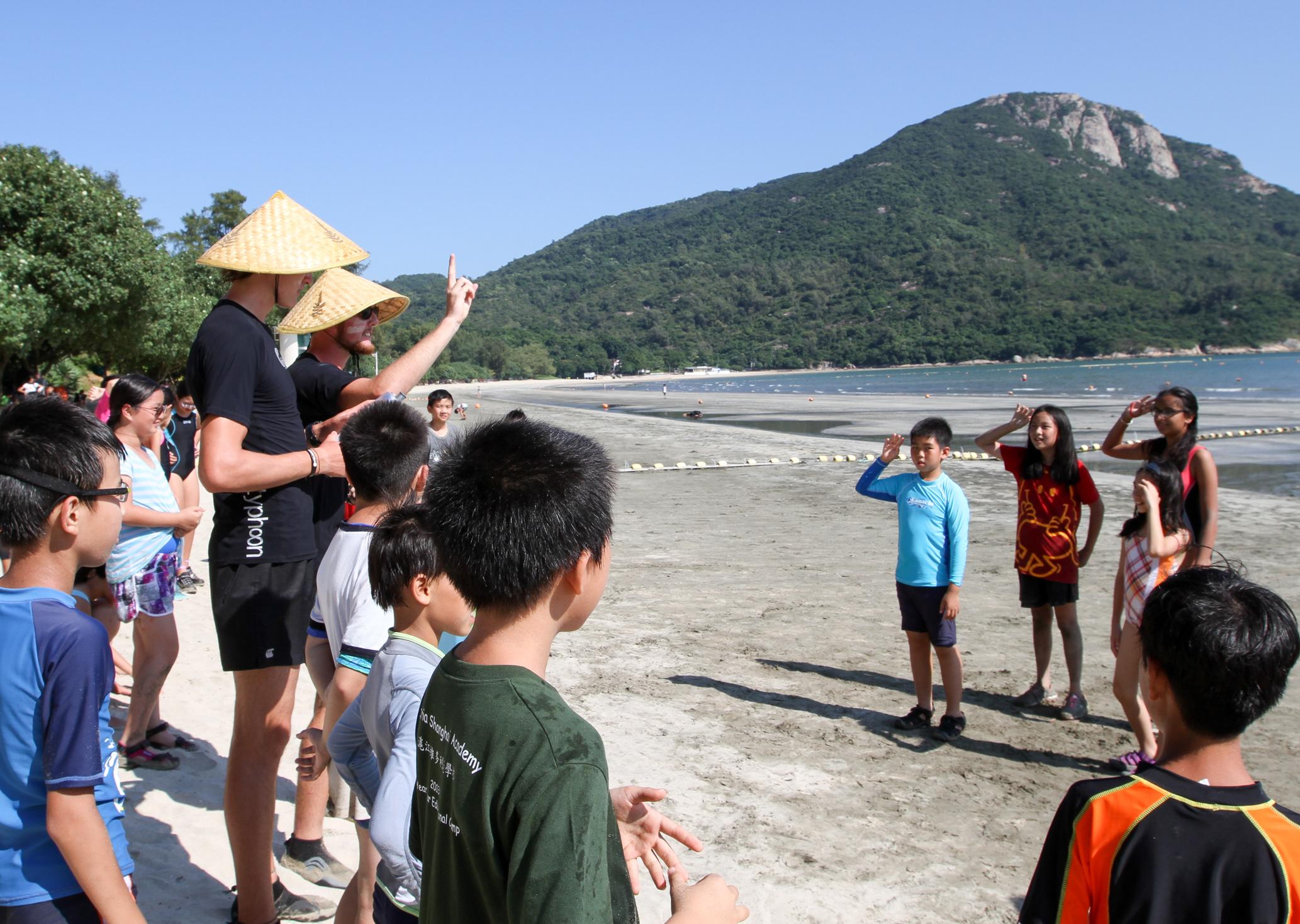 Orienteering - Primary School Camps