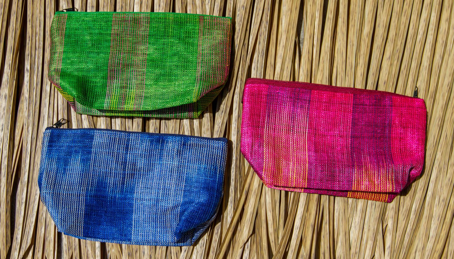 David Roden Abaca Pouch 2